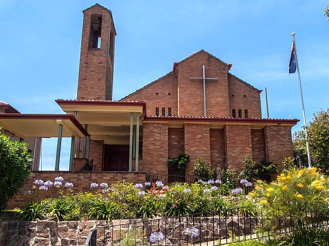 St Stephens Adamstown