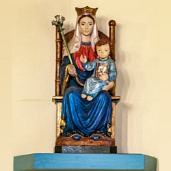 Our Lady of Walsingham: Adamstown Cell